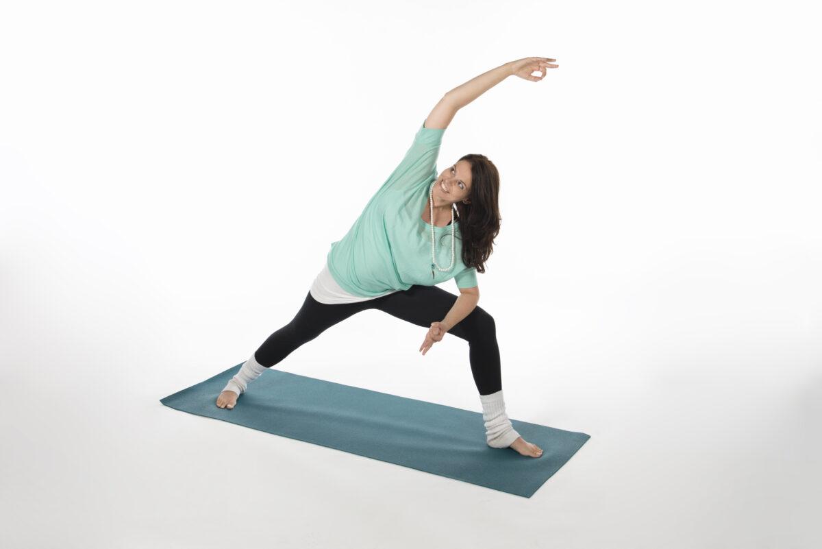 Yoga im Kloster Höchst